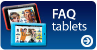 FAQ Lexibook Tablet