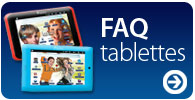 FAQ tablettes lexibook