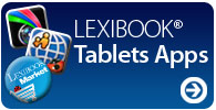 Lexibook Tablets Apps