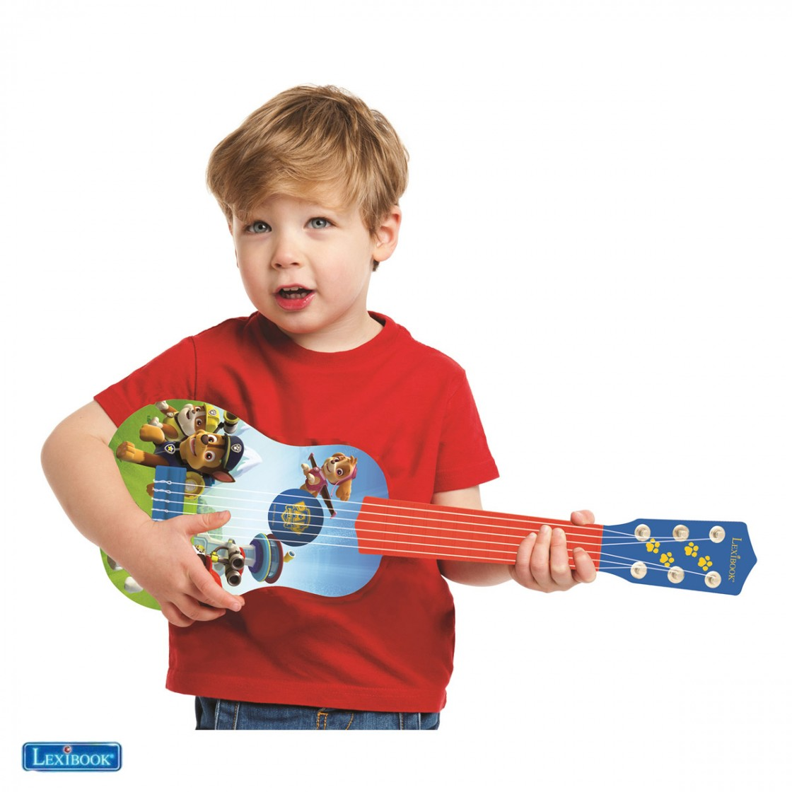my first guitar paw patrol guitars music products. Black Bedroom Furniture Sets. Home Design Ideas