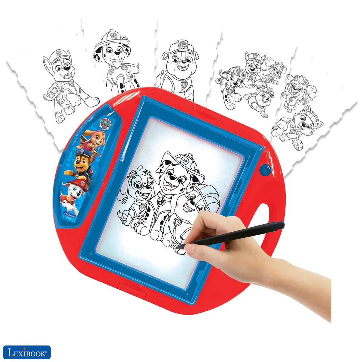 Paw Patrol Drawing Projector