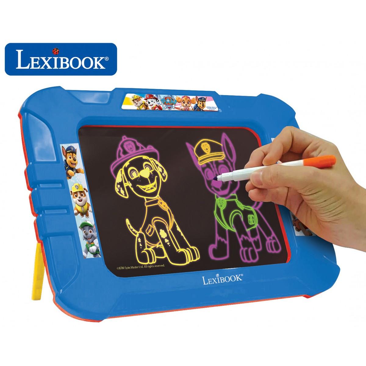Paw Patrol Neon Electronic Drawing Board