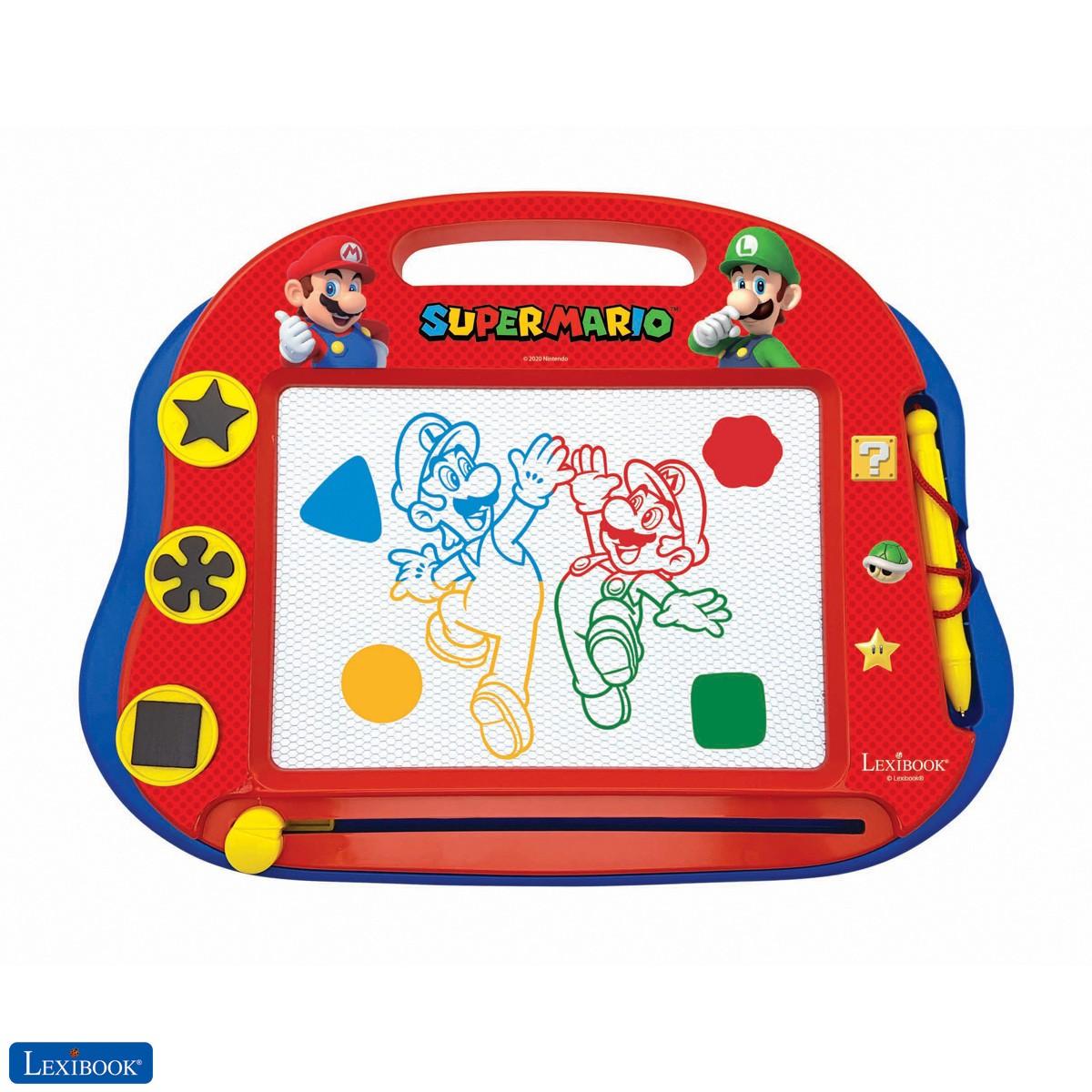 Multicolor Magic Magnetic Nintendo Super Mario Drawing Board