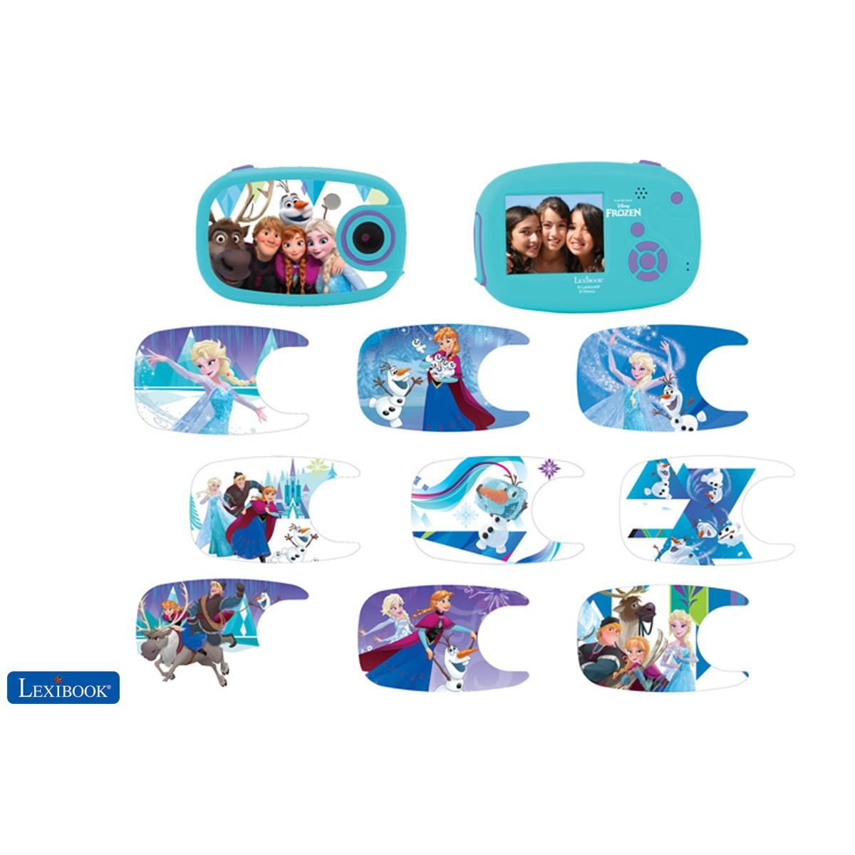 Disney Frozen Elsa 5MP Digital camera, LCD 2'' screen