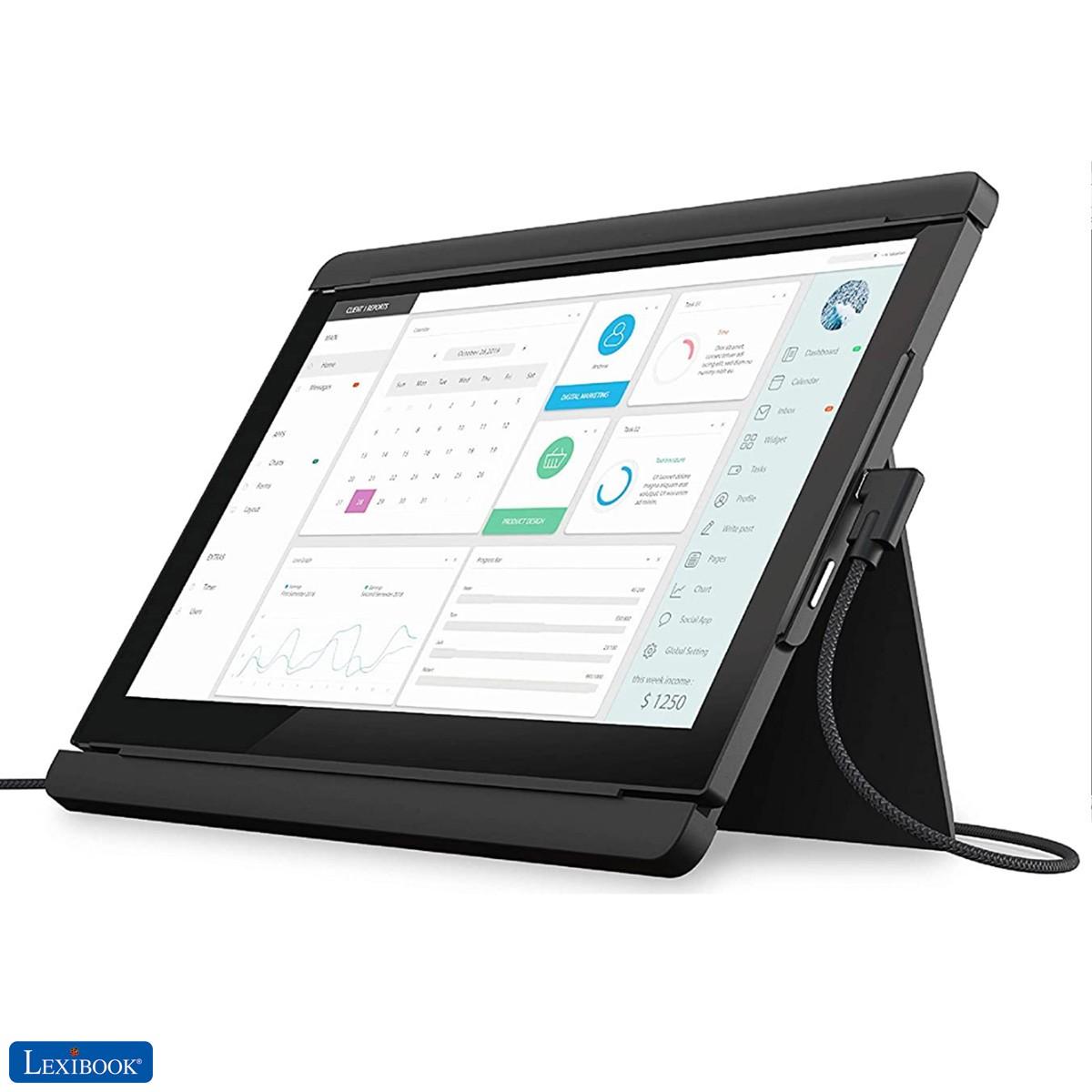 Stand forTRIO / TRIOMAX Monitor  for Laptop Computer - PC & Mac Compatible
