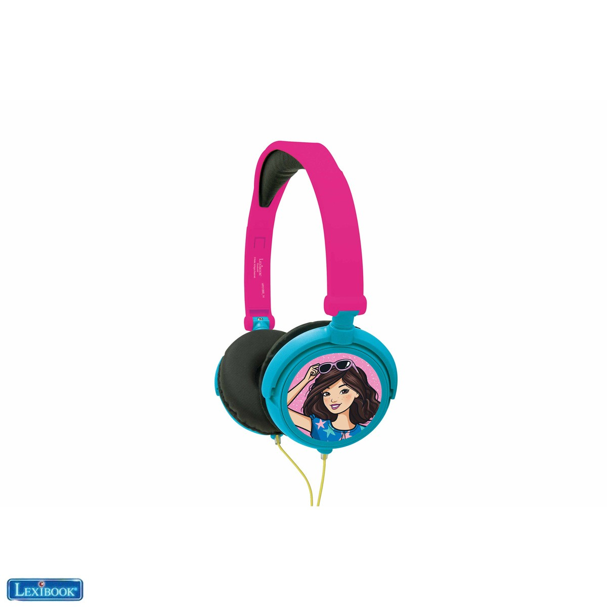 Stereo Headphone Barbie