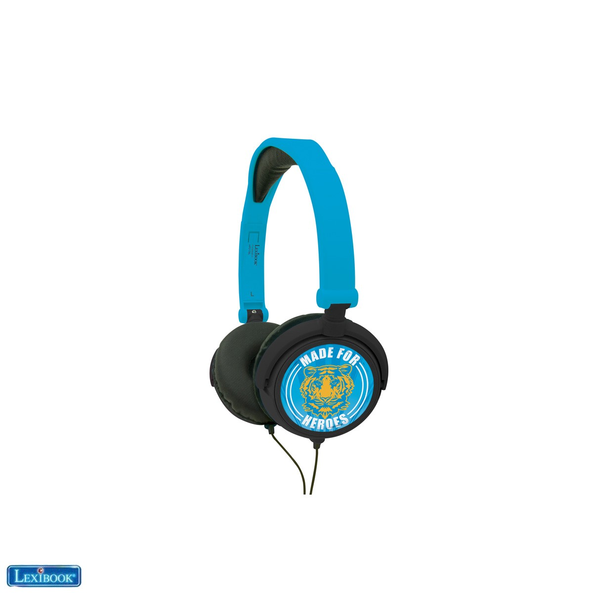 Made for Heroes Headphone