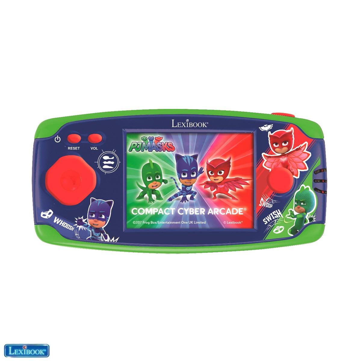 PJ Masks Cyber Arcade console 150 games