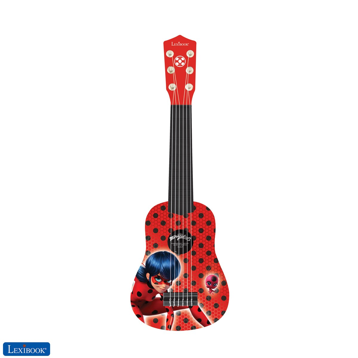 Miraculous Ladybug My First Guitar for children