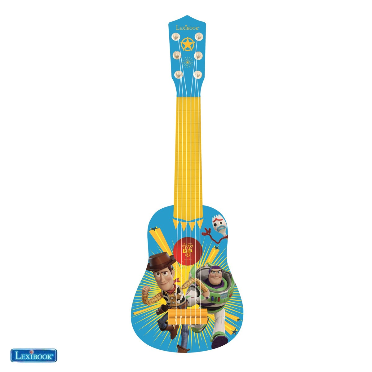 My first guitar Toy Story 4