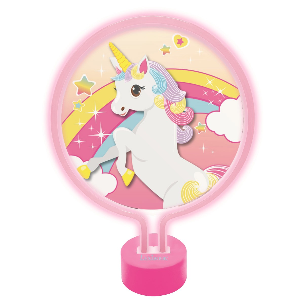 Unicorn Neon Lamp