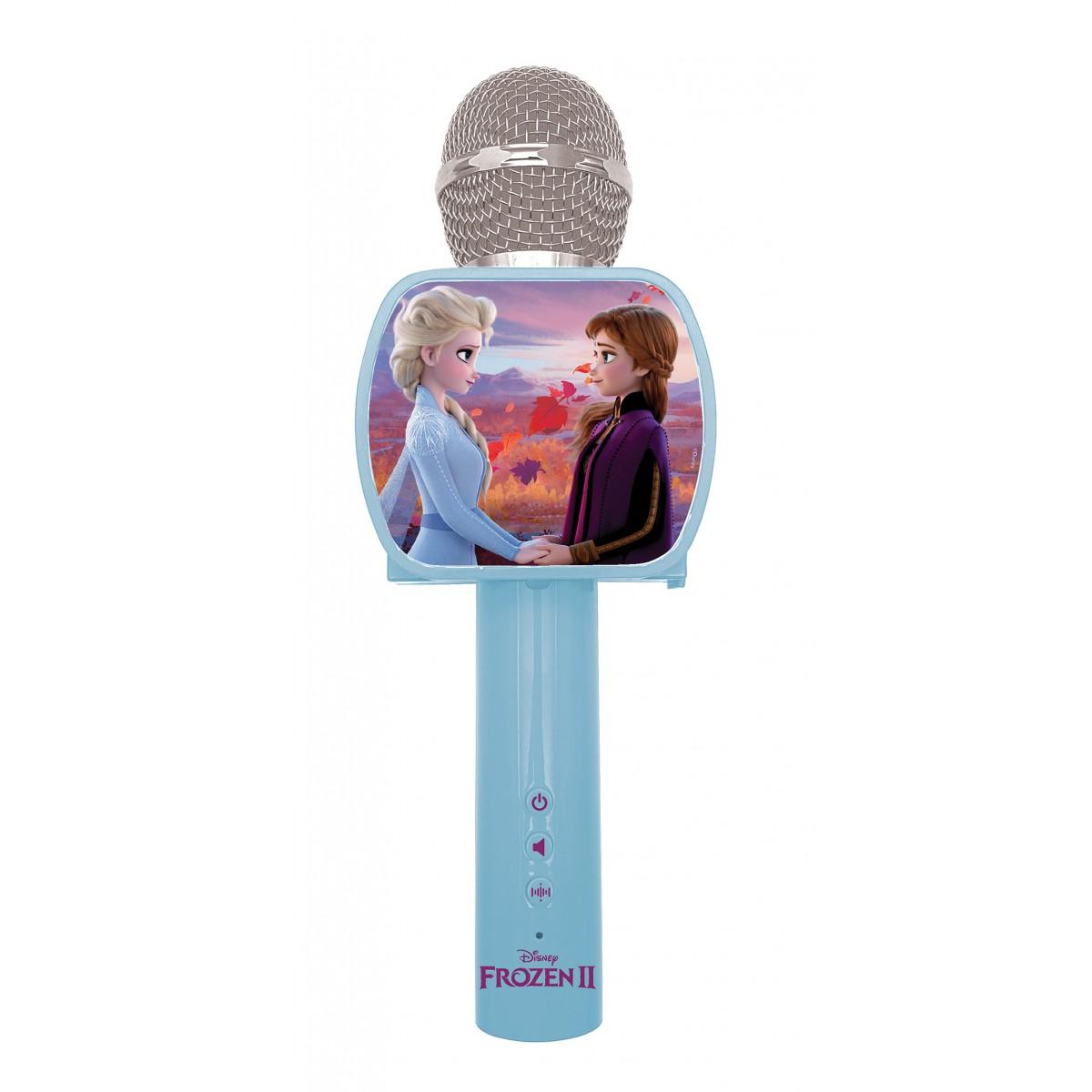 Frozen 2 Elsa Anna Olaf Bluetooth® Microphone