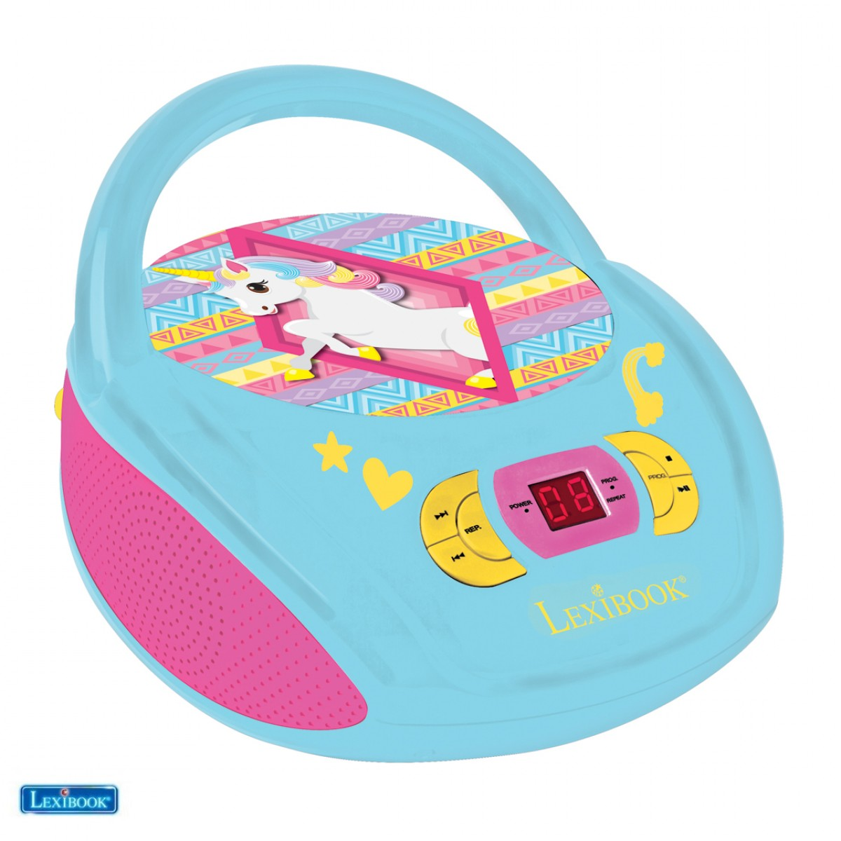 Radio CD player Licorne
