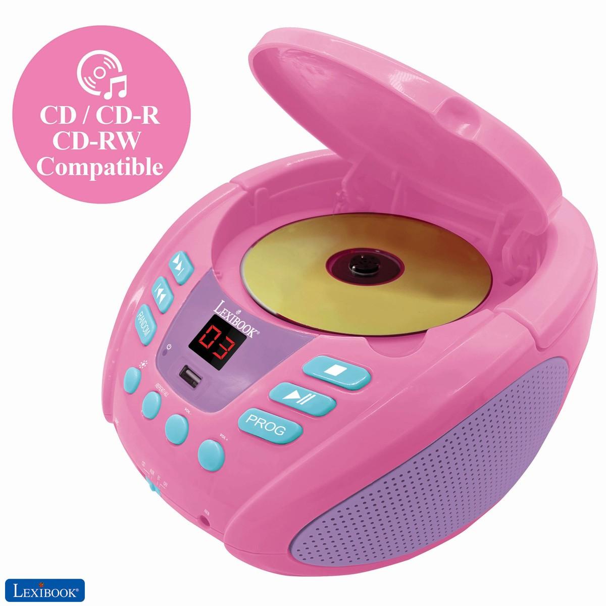 Unicorn - Bluetooth CD player for kids