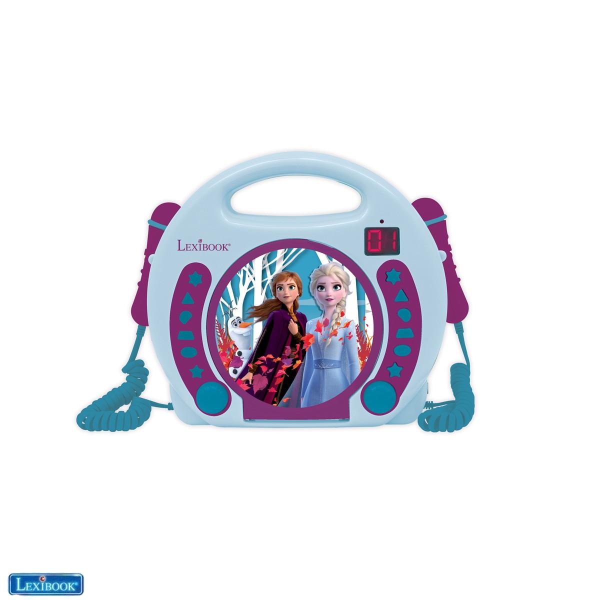 Frozen 2 CD player