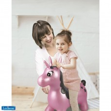 Inflatable Jumping Unicorn