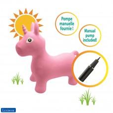 Inflatable Jumping Unicorn