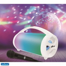 iParty - Portable Bluetooth Light Speaker with Microphone, Stereo