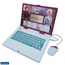 Disney Frozen 2 - Educational and Bilingual Laptop German/English