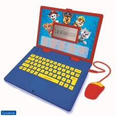 Paw Patrol - Educational and Bilingual Laptop Spanish/English