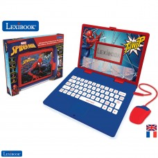 Disney Marvel Spider-Man - Educational and Bilingual Laptop French/English
