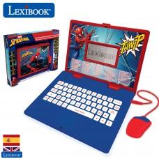 Spider-Man - Educational and Bilingual Laptop Spanish/English