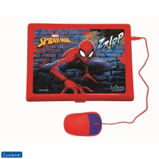 Spider-Man - Educational and Bilingual Laptop Spanish/English