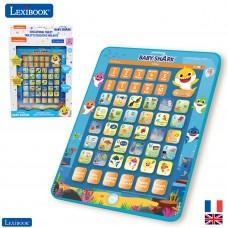 Baby Shark Educational Bilingual Interactive Learning Tablet