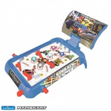 Mario Kart table electronic pinball, action and reflex game for children and familiy