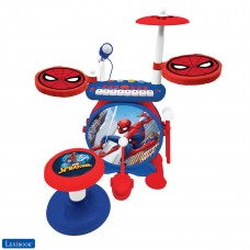Spider-Man Electronic Drum Set for children