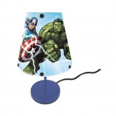 Avengers Captain America Bedside Lamp
