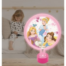 Disney Princess Neon Lamp