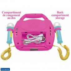 Disney Minnie - Portable karaoke digital player for kids