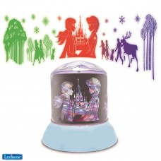 Disney Frozen, Nightlight, luminous projections on the ceiling, Disney Frozen icons