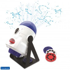 2-in-1 Constellations and Images Planetarium Projector