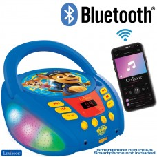 Paw Patrol - Bluetooth CD player for kids