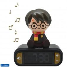 Harry Potter Digital Alarm Clock for kids with Night Light Snooze