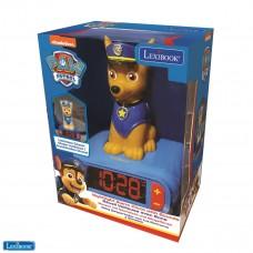 Paw Patrol Nightlight Alarm Clock