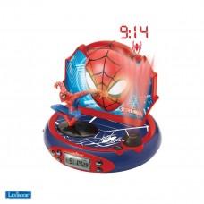 Projector Alarm Clock Radio Spider-Man