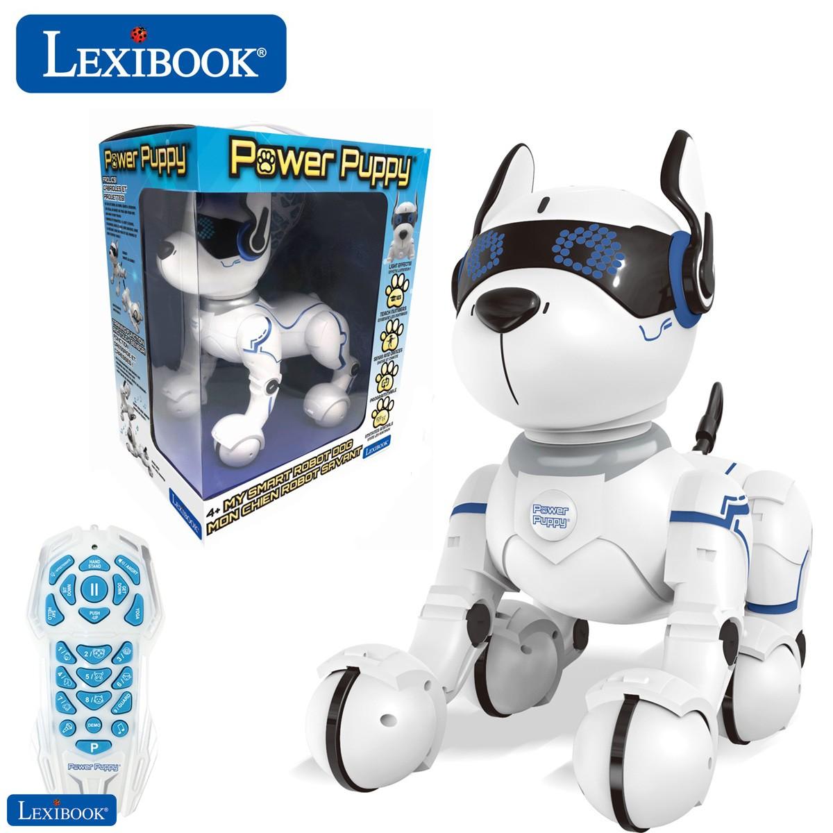 Power Puppy - Mi Perro Robot Inteligente Programable