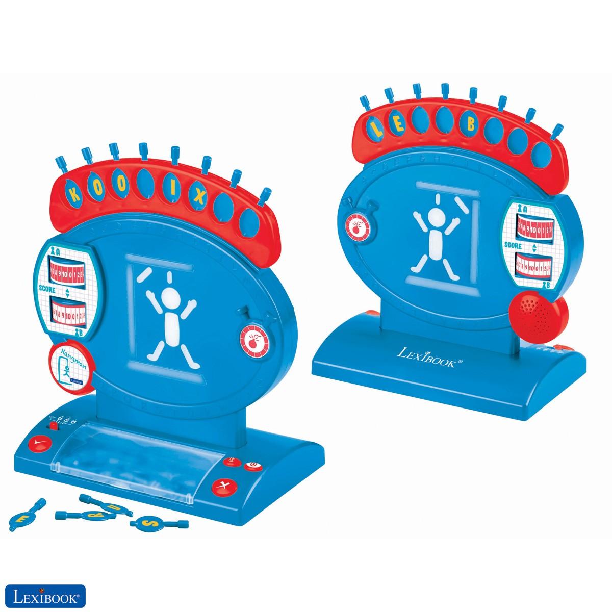 Elektronisches Galgenmännchen Hangman-Spiel