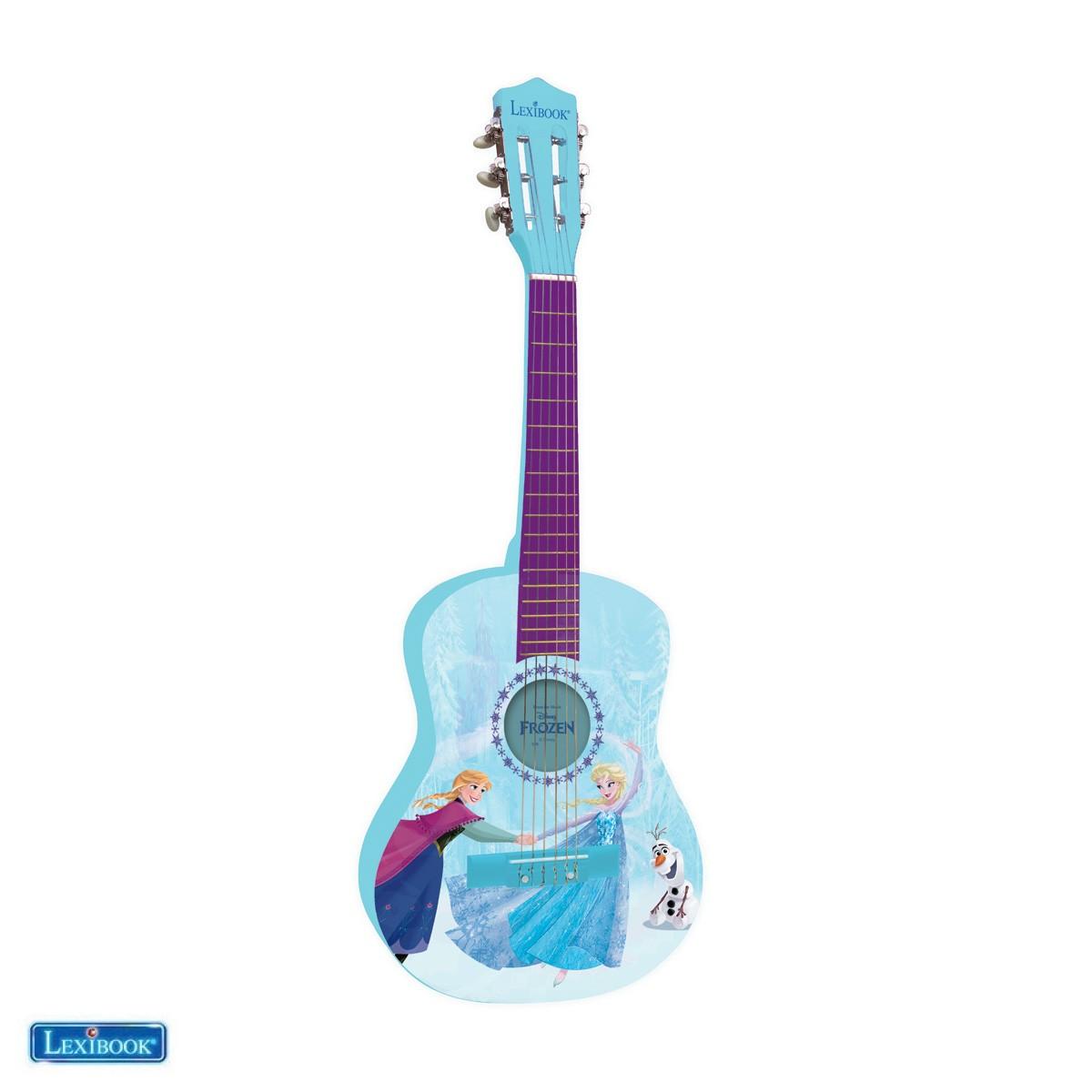 K2000FZ - Guitare acoustique La Reine des Neiges - Lexibook