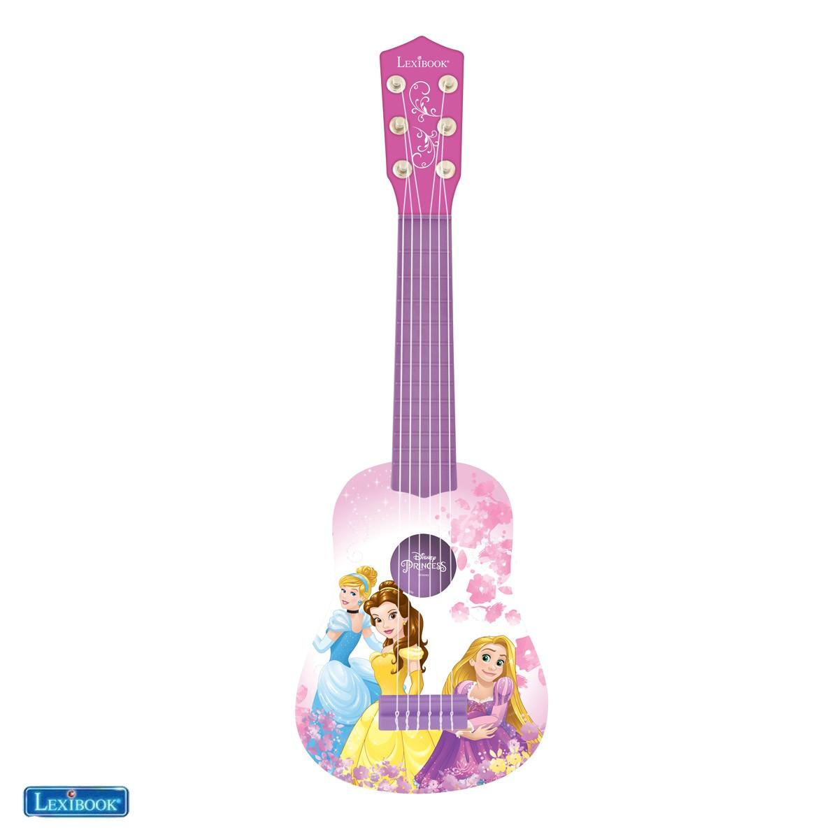 Disney Princesses Raiponce Ma première guitare - Lexibook K200DP_04