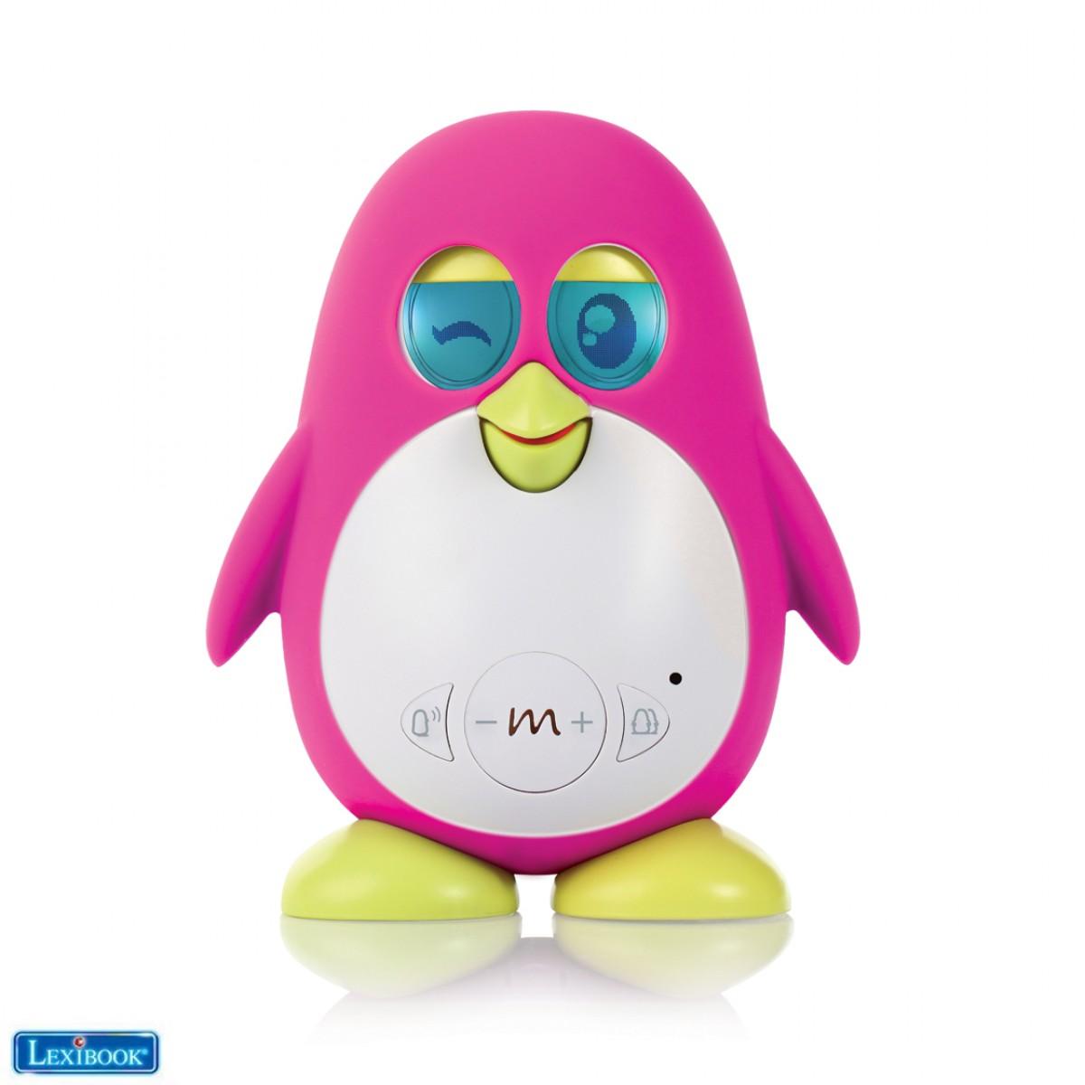 Marbo, der 1. vernetzte Lern- und Spiel-Roboter!