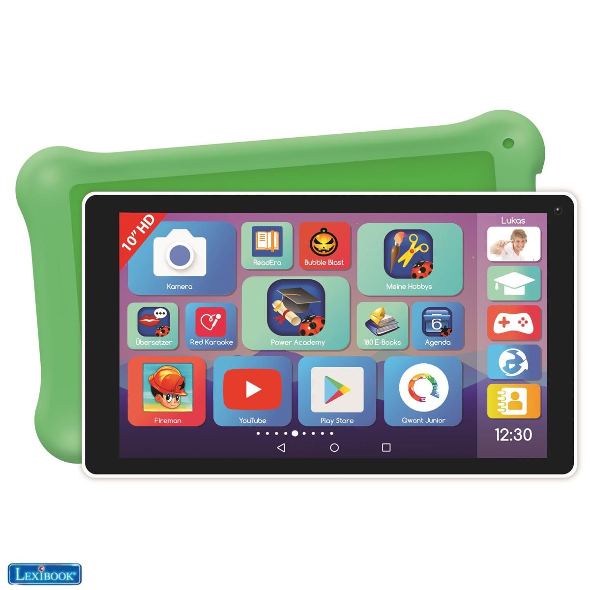 LexiTab® Deluxe – 10'' Tablet für Kids