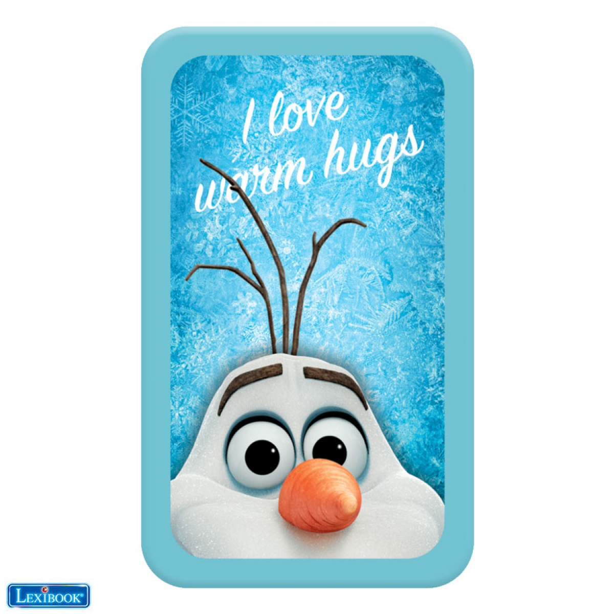 PB2600FZ - Power Bank Reine des Neiges - Lexibook