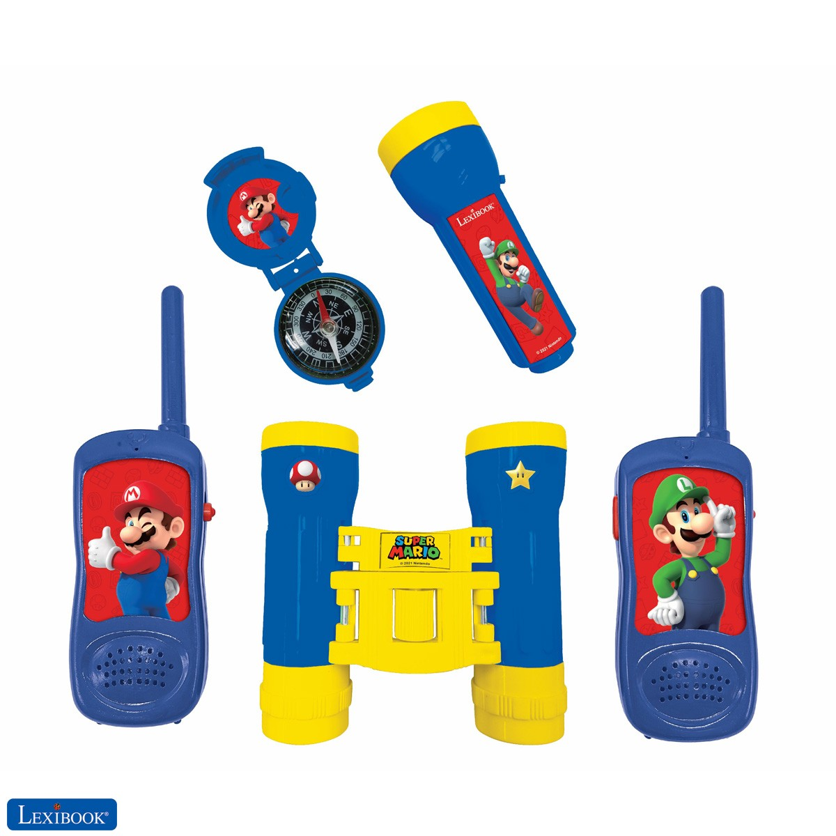 Nintendo Super Mario Walkie-Talkies