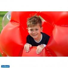 Balle géante gonflable