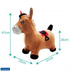 Aufblasbares Hüpf-Pony