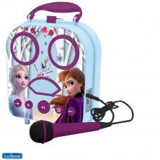 Mein geheimes tragbares Lautsprecher Die Eiskönigin 2